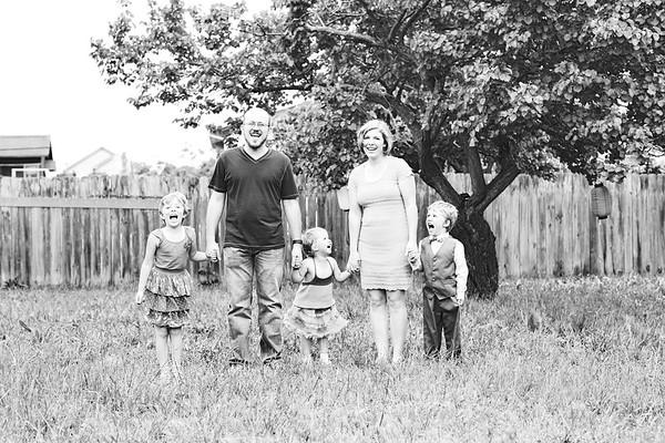Heather, McKay, Margaret, Isaac & Linda