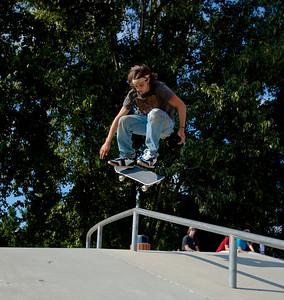Edge Skate Park, Redmond Wa
