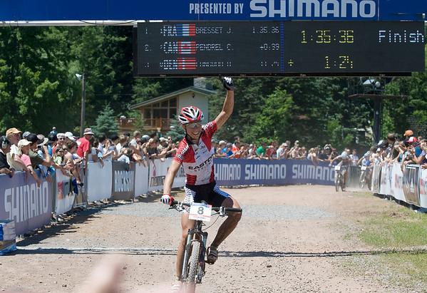 Annika Langvad  - Easton Cycling Team
