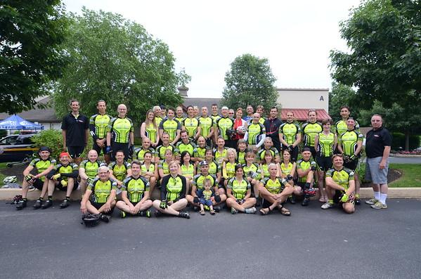 Challenge for Cancer Bike Tour