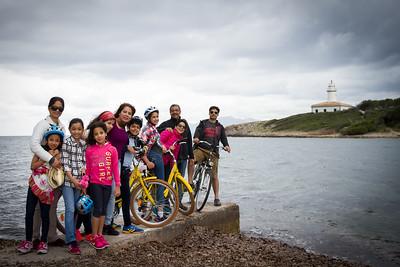 Spain - Majorca - Cycling in Alcudia