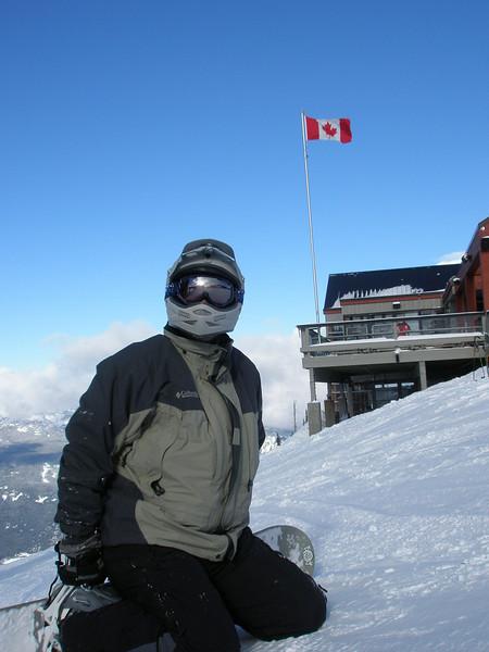 whistler february 2009