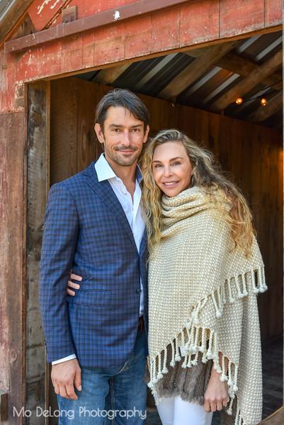 William Tichy and Shauna Shapiro