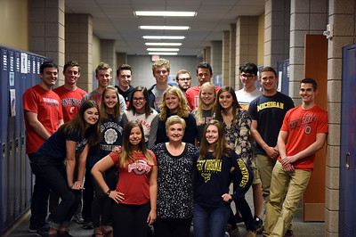 College Gear Day (Thursday)