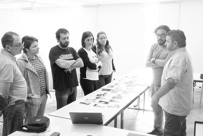 Workshop Antonio Aragon Renuncio