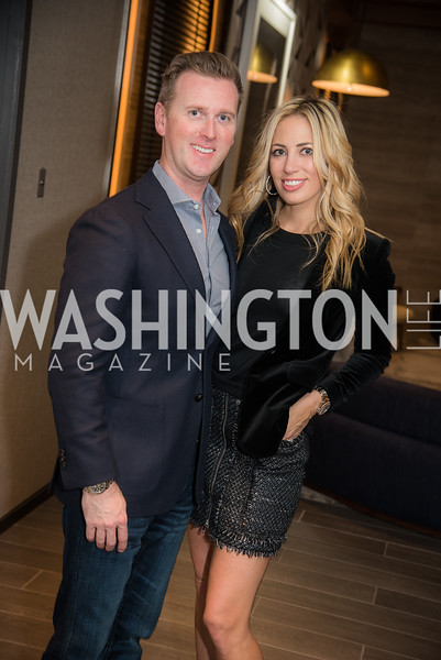 Tripp Donnelly, Amy Donnelly, Washington Life, Tech Issue Party, One Hill South, March 4, 2019, photo by Ben Droz.