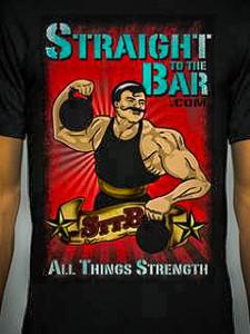'Circus Strongman'