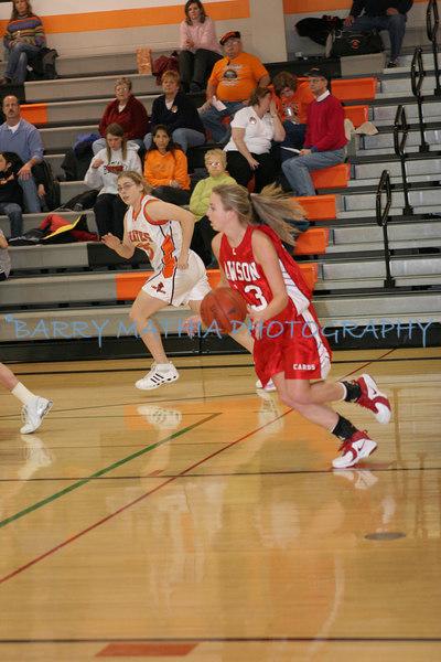 Lawson vs Platte County Girls Varsity 07