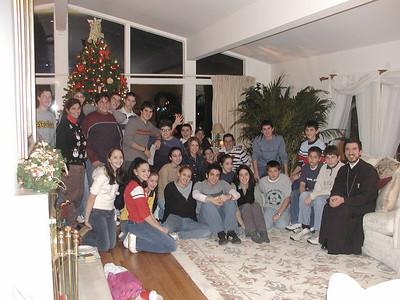 GOYA Fireside Chat - December 8, 2002