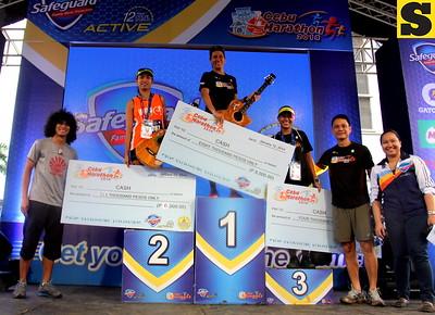Cebu City Marathon 2014