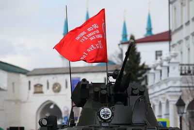 30.04.19 Студенческий марш Победы ( Михаил Захаров )