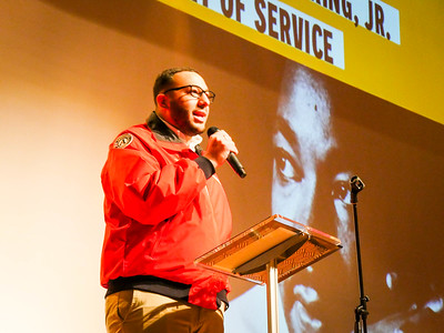 MLK Day 2018 - General Photos - City Year Milwaukee