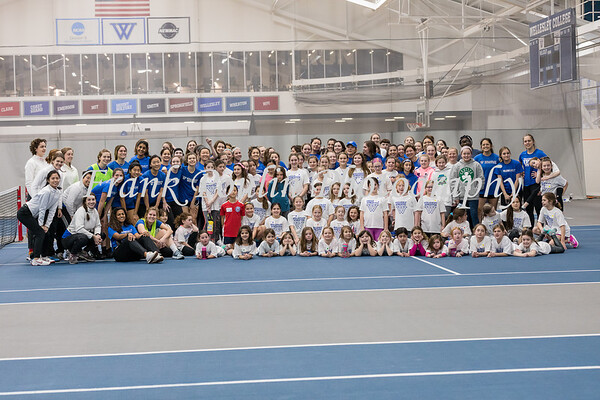 National Girls & Women in Sports Day Clinic