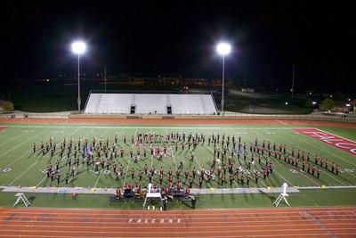 2013, EK Marching Band MSBOA