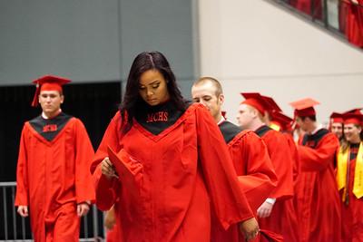 Middle Creek HS Commencement Ceremony 2017