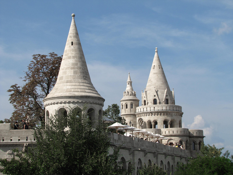 40-Fishermen's Bastion