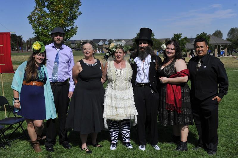 Krauses and their gentlemen