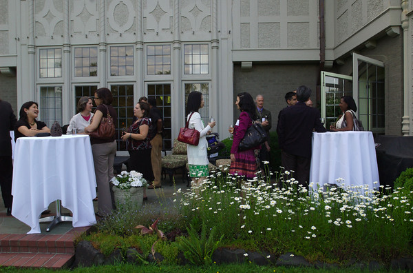 Alumni of Color Reception 2009