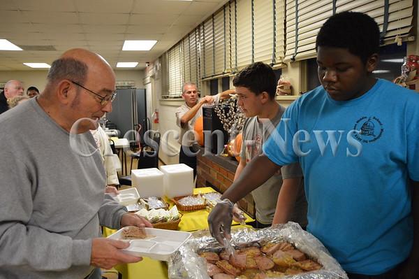11-27-15 NEWS Community Dinner