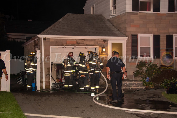 Carle Place House Fire 08/16/2021