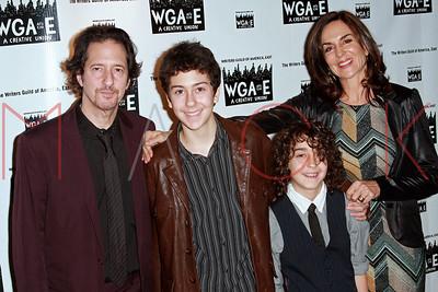 New York, NY - February 07:  61st Annual Writers Guild Awards New York Ceremony, New York, USA.