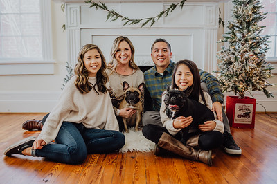 Watt Family Christmas Mini
