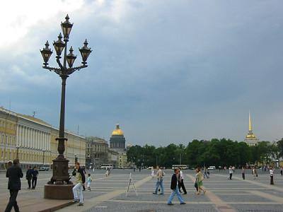 Trans Siberian: Vladivostok to St. Petersburg 6 03