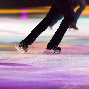 COOL images on the ICE