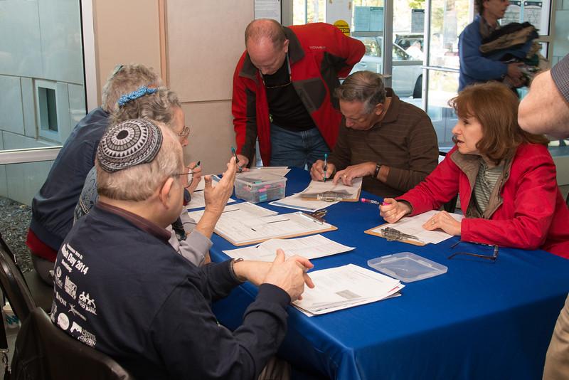 Beth El Mitzvah Day, 2014 (Oct 26)