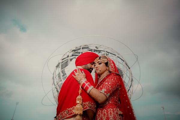 MINKLE NAVJOT WEDDING