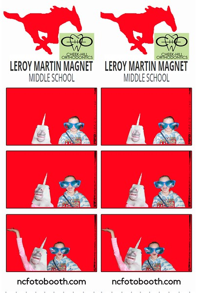 Leroy Martin Middle School 2016