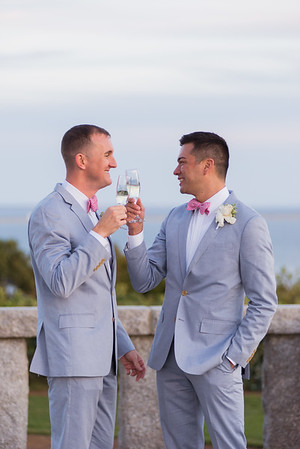 Aaron and Frank's Wedding