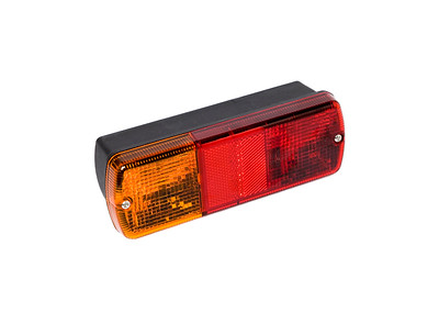 CASE BROWN McCORMICK REAR TAIL LIGHT 177239A2