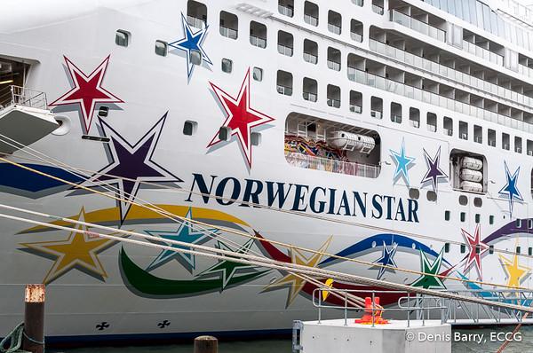 Norwegian Star - 29/09/15