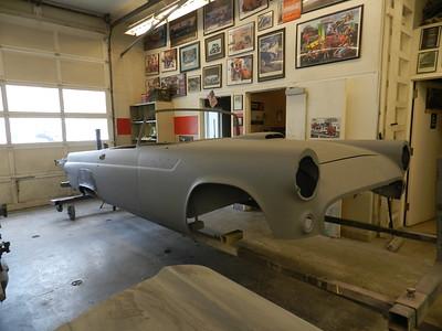 1955 Ford Thunderbird Restoration - Jon Misner...