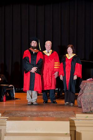 Graduation - Womens Club May 2010 - Diplomas