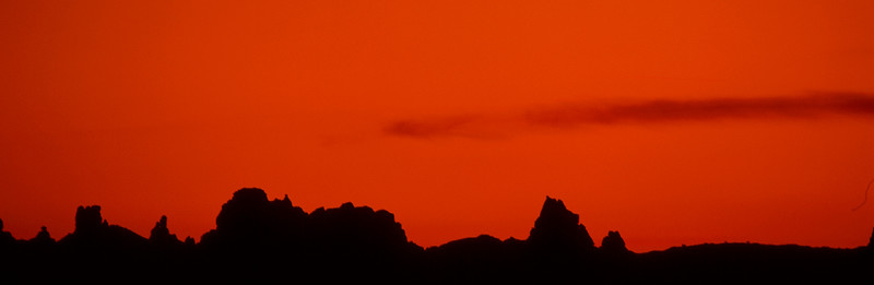 Sunset, Dead Horse Point State Park