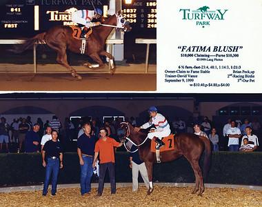 FATIMA BLUSH - 9/09/1999