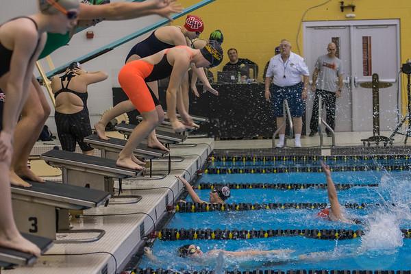 JHS Girls Swim Sectional