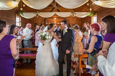 Ness & Adam Wedding