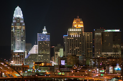 Cityscapes and the Ohio River