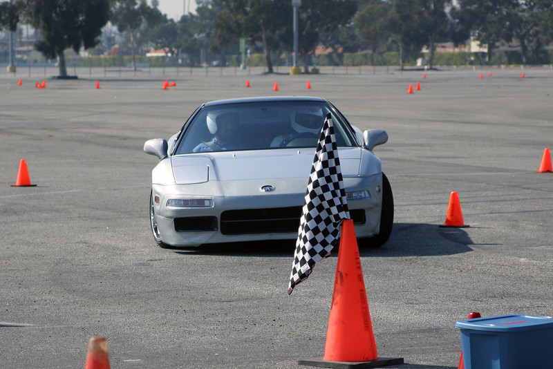 2004 03/06: CalCoastal NSX Autocross IV