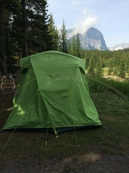 Two Weeks in a Tent