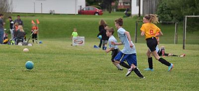 Brandt Soccer - May 2, 2016
