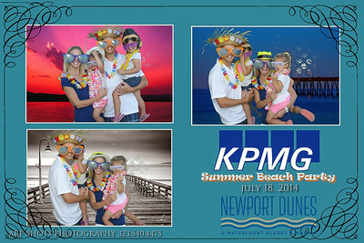 KPMG Beach Party OC Prints