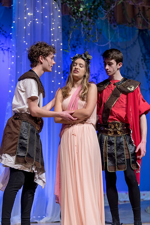 Drama Club Production of A Midsummer Night's Dream – Spring 2020