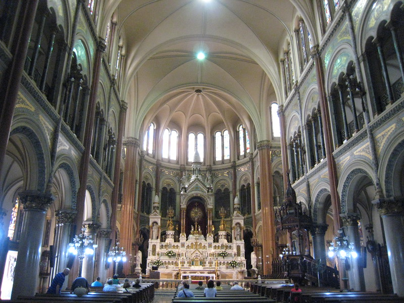 Basilica of the Blessed Sacrament, Buenos Aires, Argentina