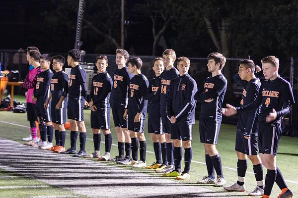Tuckahoe Varsity Boys Soccer vs Woodlands