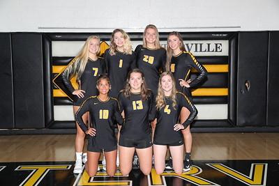 2018 Centerville High School Girls Volleyball