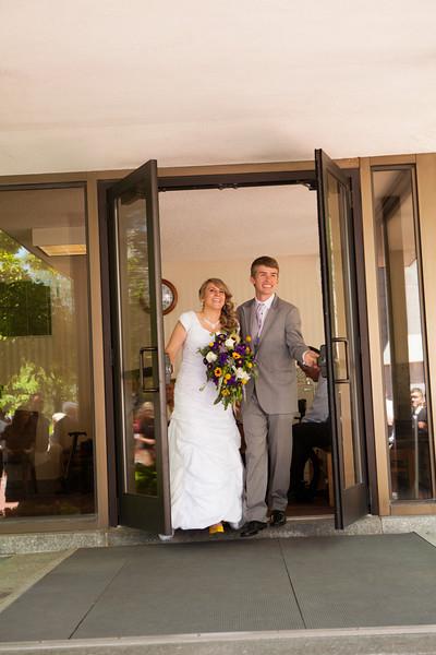Nicolea and Dan wedding